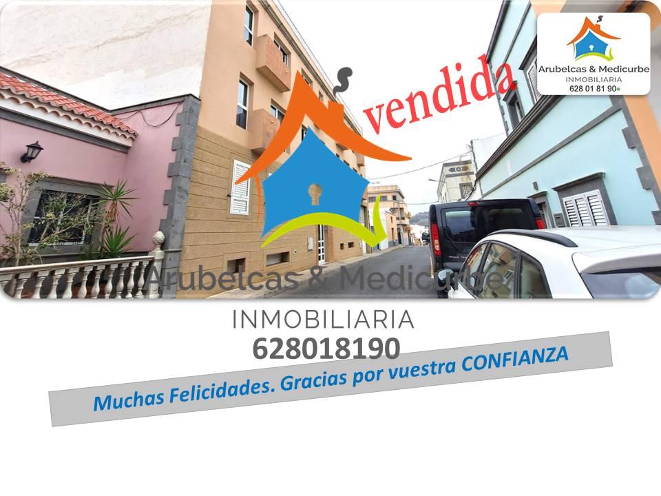 VENDIDO Piso con Garaje y lavadero, en Arucas-Santidad